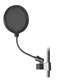 Microphone pop blocker from Goodbuyguys.com